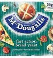 McDougall's Dry Yeast 56g