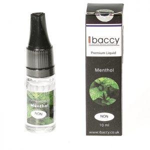 iBACCY E Liquid Menthol Flavour 10ml