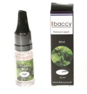 iBACCY E Liquid Mint 10ml