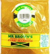 Mr Brown's Jamaican Curry Seasoning 400g