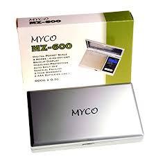 Myco Mini MZ-600 Digital Scales 0.1 x 600g