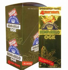 Royal Hemp Blunts OGK - 4 Blunts per Pack