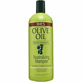 ORS Olive Oil Professional Neutralizing Shampoo 1lt