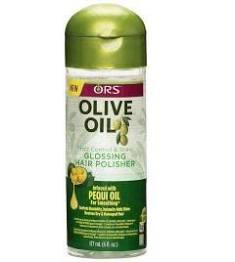 ORS Olive Oil Anti Frizz Glossing Hair Polisher Creme 6oz