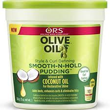 ORS Olive Oil Smooth N Hold Curl Defining Pudding 13oz