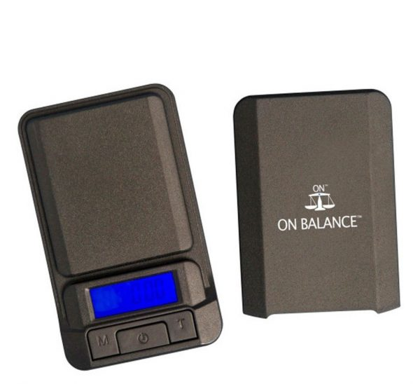 On Balance LS-100 Digital Scales 0.1 x 600g
