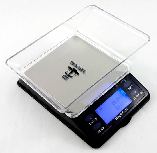 On Balance MTT-200 Digital Scales 0.01 x 200g