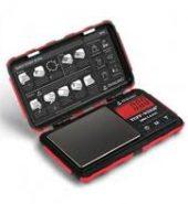 On Balance Tuff-Weigh TUFF-100 Digital Scales – Red 0.01 x 100g