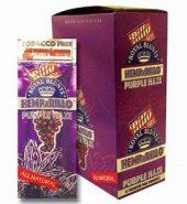 Royal Hemp Blunts Purple Haze – 4 Blunts per Pack
