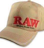 RAW Baseball Cap Tan