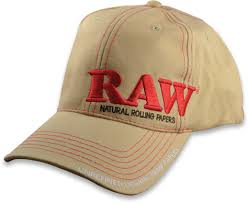 RAW Baseball Cap tan