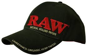 RAW Baseball Cap black