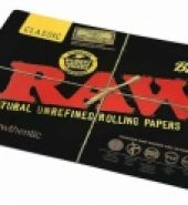 RAW Black Counter Mat