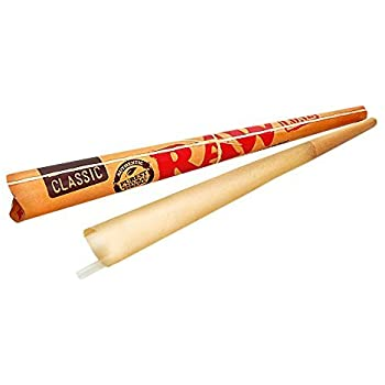 RAW Classic Emperador 7¼ Inch 1 Pack Pre-Rolled Cones