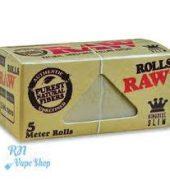 12 x RAW Classic King Size 5m Rolls