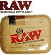 RAW Large Metal Rolling Tray 340mm x 280mm