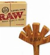 RAW Level Five Wooden Cigarette Holder