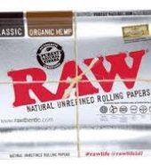 RAW METALLIC Small Metal Rolling Tray
