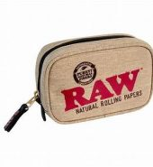 RAW Smell Proof Smokers Pouch – Medium