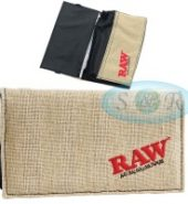 RAW Smokers Wallet Rolling Paper Pouch King Size