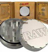 RAW Super Shredder 2 Part 50mm Aluminium Grinder