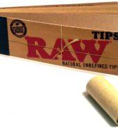 RAW Original Regular Standard Rolling Tips