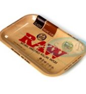 RAW Small Metal Rolling Tray 275mm x 175mm