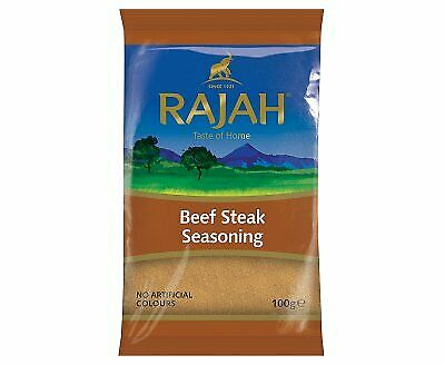 Rajah Beef Steak Seasoning 100g