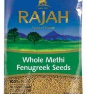 Rajah Fenugreek seeds Whole 100g