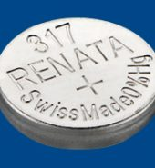 Renata 317 Watch Batteries