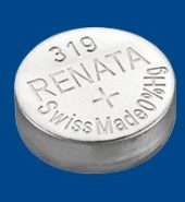 Renata 319 Watch Batteries