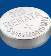 Renata 329 Watch Batteries