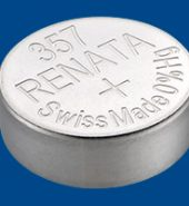 Renata 357 Watch Batteries