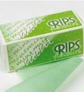 2 x Rips Mint Flavoured 4m Slim Rolls