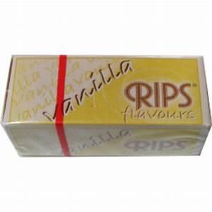 2 x Rips Vanilla Flavoured 4m Slim Rolls