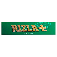 2 x Rizla Green King Size Rolling Papers