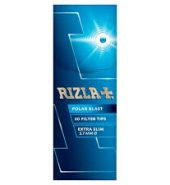 2 x Rizla Polar Blast Extra Slim Filter Tips