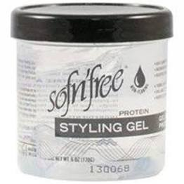 Sofnfree Protein Styling Gel White 32oz