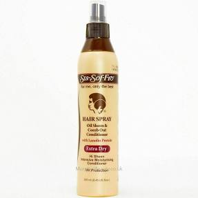 STA Combout Oil Sheen Conditioning Spray Ex-Dry 250ml