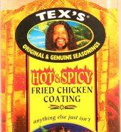 Texs Hot & Spicy Seasoning 300g