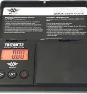 My Weigh Triton T2-200 Digital Scales with cover 0.01 x 200g