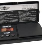 My Weigh Triton T2-400 Digital Scales with cover 0.01 x 400g