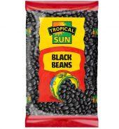 Tropical Sun Black Beans – Dry 500g