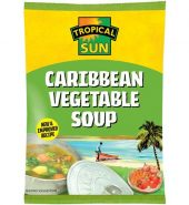 Tropical Sun Caribbean Vegetable Soup 50g