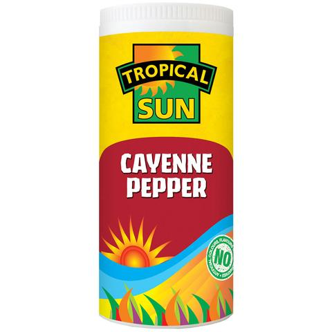 Tropical Sun Cayenne Pepper 100g