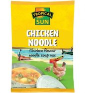 Tropical Sun Chicken Noodle Soup 50g