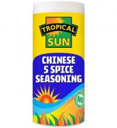 Tropical Sun Chinese 5 Spice Seasoning 100g