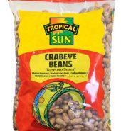 Tropical Sun Crabeye Beans – Dry 500g