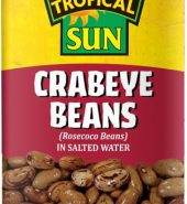 Tropical Sun Crabeye Beans – Tinned 400g