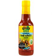 Tropical Crushed Red Chilli Sauce142ml